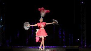 Madame Romanova at Dave On Stage